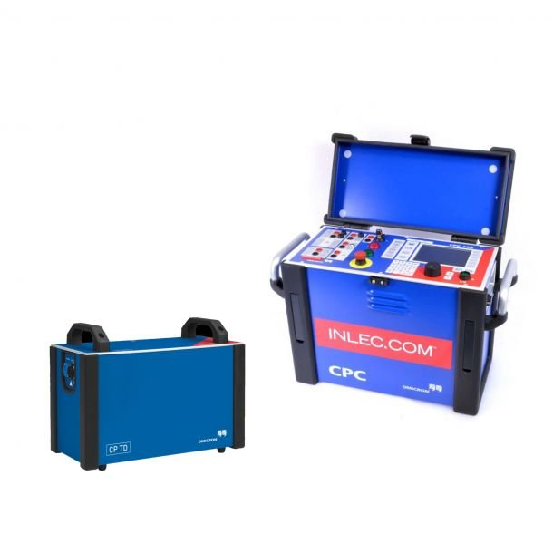Omicron CPC 100 Multifunctional Primary Test System + Omicron CP TD12 Kit
