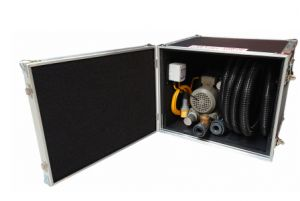 Gas Purge Kit with Stack, Blower and Gascoseeker